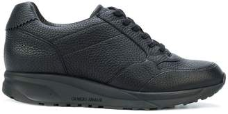 Giorgio Armani classic lace-up sneakers