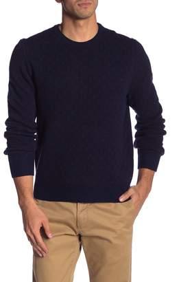 Brooks Brothers Foulard Crew Neck Sweater