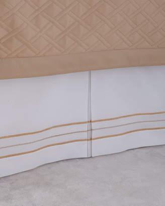 Home Treasures Triad King 3-Piece Dust Skirt