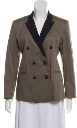 Band Of Outsiders Peak-Lapel Double-Breasted Blazer