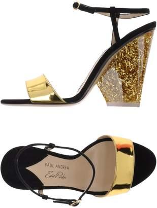 Edie Parker Sandals