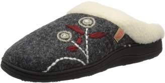 Acorn Women's Bristol Embroidered Mule Slipper