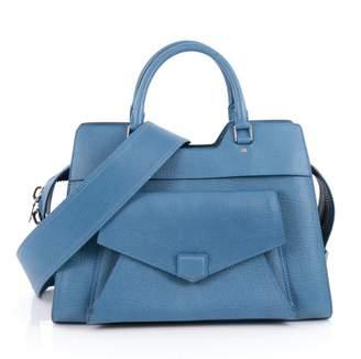 Proenza Schouler Blue Leather Handbag