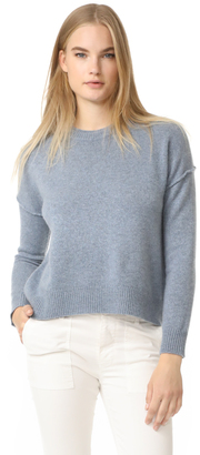 Brochu Walker Brighter Cashmere Sweater $488 thestylecure.com