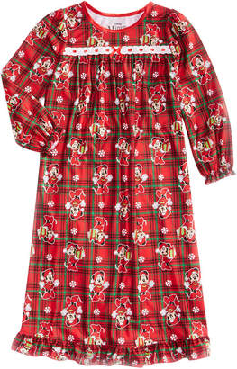 LTB Minnie Mouse Toddler, Little & Big Girls Printed Nightgown