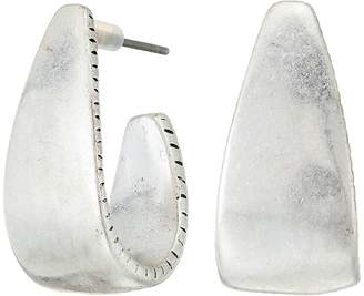 The Sak Large Post Hoop Earrings Earring