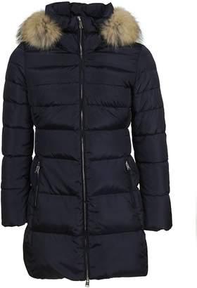 ADD Fur Hood Coat