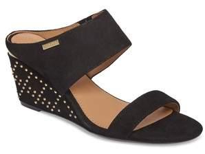 Women's Calvin Klein Phyllis Studded Wedge Sandal