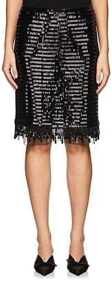 Marc Jacobs Women's Sequin-Embellished Pencil Skirt