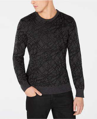 INC International Concepts I.N.C. Men's Lurex Sweater, Created for Macy's