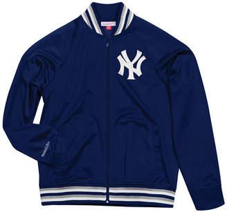 Mitchell & Ness Men's New York Yankees Top Prospect Track Jacket
