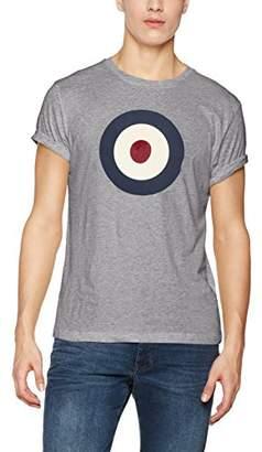 Ben Sherman Men's Target TEE T-Shirt,L
