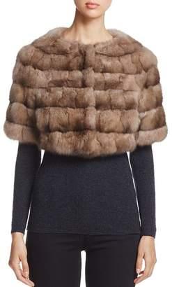 Maximilian Furs Sable Fur Bolero - 100% Exclusive