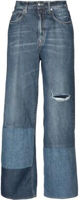 (+) People + PEOPLE Denim pants - Item 42717468AJ