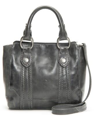 Frye Mini Melissa Leather Crossbody Bag