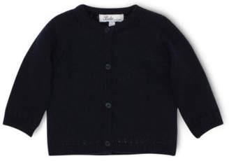 Bebe NEW Long Sleeve Cardigan Navy