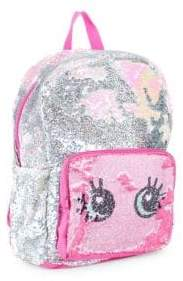 Fashion Angels Kid's Magic Sequined Backpack
