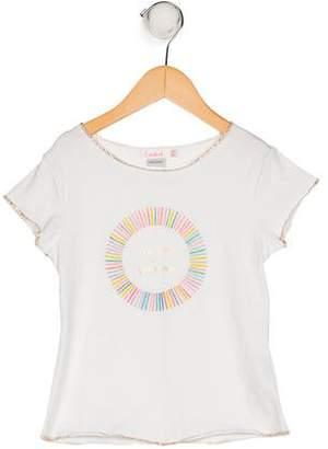 Billieblush Girls' Graphic T-Shirt