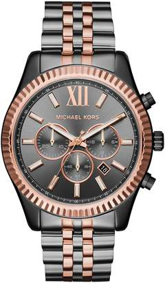 Michael Kors 'Lexington' Chronograph Bracelet Watch, 44mm