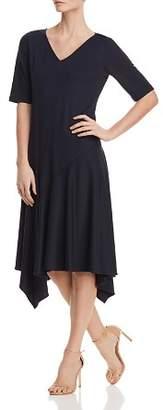 Lafayette 148 New York Floretta Handkerchief-Hem Dress - 100% Exclusive