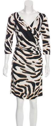Diane von Furstenberg Bentley Silk Dress