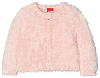 S'Oliver Baby Girls' 65.810.64.8929 Cardigan, (Pink 4058)