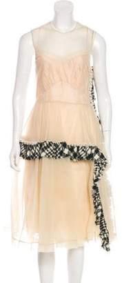 Simone Rocha Tulle Cocktail Dress