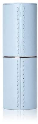 La Bouche Rouge Women's Leather Lipstick Case - Blue