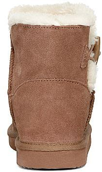JCPenney Arizona Crescent Casual Suede Boots
