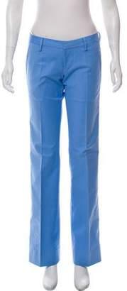 DSQUARED2 Low-Rise Side Stripe Pants