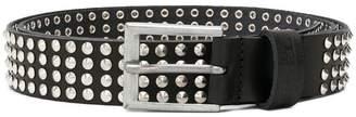 Diesel All-over stud belt