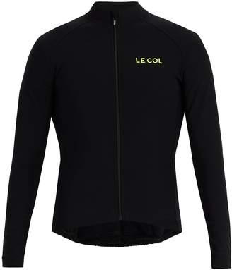 LE COL Aqua Zero zip-through cycling jersey