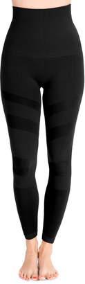 Tucker Belly Bandit® Mother Compression Moto Leggings