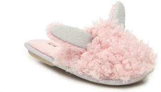 Kensie Bunny Slide Slipper - Women's