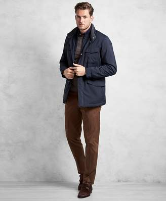 Brooks Brothers Golden Fleece BrooksTech Synthetic Traveler Jacket