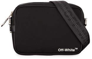 Off-White Men's Canvas Crossbody Bag