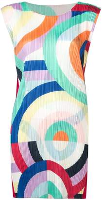 Pleats Please Issey Miyake Sleepy Circle dress