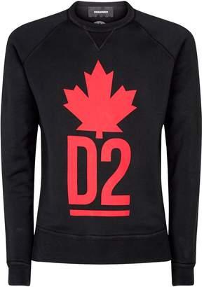 DSQUARED2 Logo Sweater