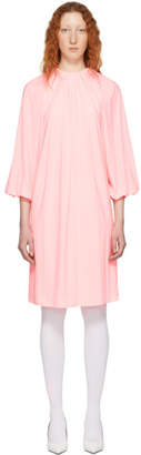 Calvin Klein Pink Long Sleeve Dress
