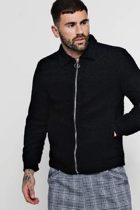 boohoo Borg Harrington Jacket
