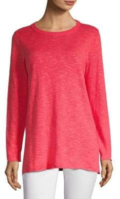 Eileen Fisher Organic Linen Cotton Tunic