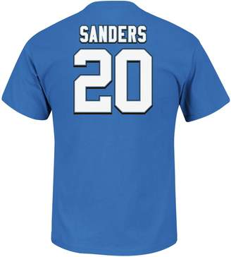 Majestic Big & Tall Detroit Lions Barry Sanders Hall of Fame Eligible Receiver Tee