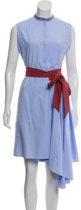 Brunello Cucinelli Sleeveless Shirt Dress w/ Tags