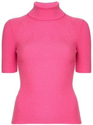 3.1 Phillip Lim ribbed knit turtleneck top