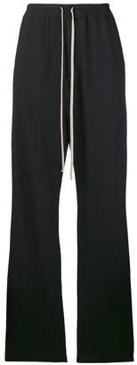 Rick Owens wide leg drawstring trousers