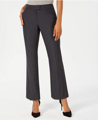 JM Collection Petite Extended-Tab Trousers