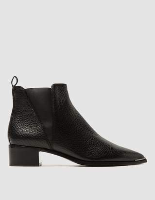 Acne Studios Jensen Grain in Black