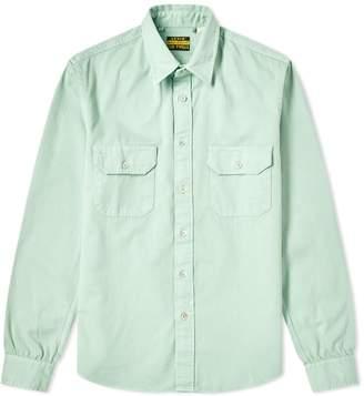 Levi's Clothing Tab Twill Shirt