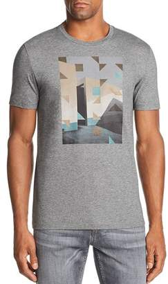 BOSS Tessler Heathered Tee