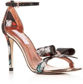 de5ca587ac15 Ted Baker Women s Bowdalp Black Narnia High-Heel Sandals
